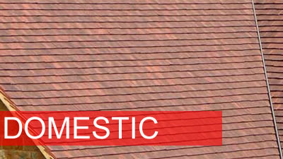 DOMESTIC ROOFING MANCHESTER